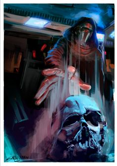kylo Ren preview by Gabserra.deviantart.com on @DeviantArt