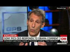 "Sony CEO Responds To Obama Comments: ""We Have Not Caved…We Have Not Back..."
