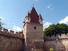 Reckturm Stadtmauer Turm Wiener Neustadt Wr. Neustadt