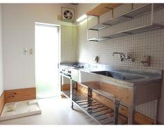 A Barn Kitchen, Kitchen Stove, Kitchen Corner, Dirty Kitchen Design Philippines, Plano Hotel, Restaurant Kitchen Design, Freestanding Kitchen, Japanese Kitchen, Commercial Kitchen