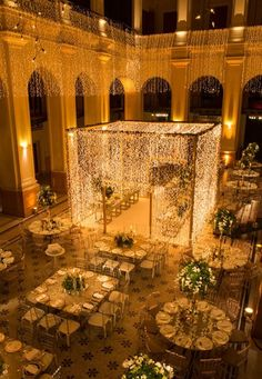 Weddings are a celebratory occasion which brings together two families. Confused whether to decorate your wedding mandap using florals or lights? We have curated a list with some awe-inspiring Wedding Mandap decor inspirations we know you'll love. Indoor Wedding Ceremonies, Wedding Mandap, Wedding Ceremony, Wedding Receptions, Wedding Rings, Indoor Fall Wedding, Wedding Reception Layout, Chicago Wedding Venues, Luxury Wedding Venues