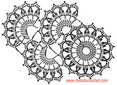 Crochet edging ideas for 2019 Crochet Lace Edging, Crochet Shawls And Wraps, Crochet Flower Patterns, Irish Crochet, Crochet Stitches, Crochet For Kids, Crochet Baby, Knit Crochet, Crochet Books