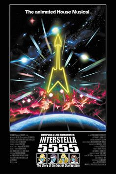 Front Cover of Interstella 5555
