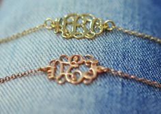 Would love to have with new initials!