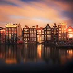Tetris Sunset by Romain Matteï on 500px