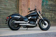 2014 Honda Shadow Spirit - 745cc - 56mpg - $7,499 MSRP
