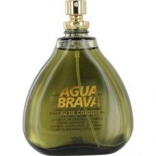 Agua Brava By Antonio Puig Eau De Cologne Spray Oz *tester. Eau de cologne spray oz *tester design house: antonio puig year introduced: 1968 fragrance notes: herbs, citrus notes, green notes recommended use: evening Good Cologne For Men, Tao, Brave, Cologne Spray, Parfum Spray, Cleaning Supplies, Health And Beauty, Perfume Bottles, Conditioner