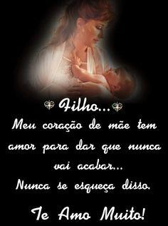 www.mensagem de mae pra um filho.com | Frases e Mensagens : Mensagem para Filhos | Imagens para Facebook ...