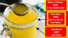 When and How Much Ghee to Babies| how to give ghee to your baby| Is It Safe? How Much Ghee Can You Give to Your Baby, How to Include Ghee in Your Child's Diet, Benefits of Ghee for Infants, Is Giving too Much Ghee to a Baby Risky,