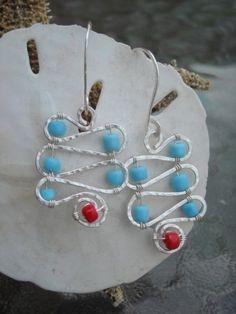 Squiggle Earrings jewelry-ideas