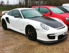 #Widowmaker #Porsche #997 #GT2 #911 #asm_performance  Owner: @jayvj  Tunned by: @emrelevent @esmotor_uk @esmotor