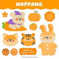 Printable Scrapbook Paper, Scrapbook Stickers, Printable Stickers, Kawaii Stickers, Cute Stickers, Journal Stickers, Planner Stickers, Sticker Shop, Sticker Design