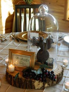Hostess with the Mostess® - Rustic Lodge Anniversary Party
