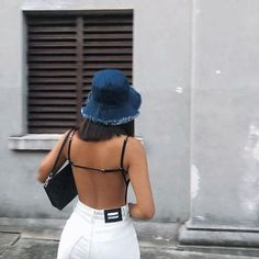 Outfits With Hats, Girl Outfits, Cute Outfits, Fashion Outfits, Womens Fashion, Bucket Hat Outfit, Tall Girl Fashion, Outfits Mujer, Urban Outfits