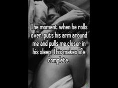 Cuddling <3