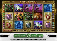 Aj stredovek má svoje čaro výhier! http://www.hracie-automaty.co/sloty/vyherne-automaty-excalibur #HracieAutomaty #VyherneAutomaty #Excalibur #Vyhra