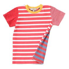 Imaginary Animal Hand-made Clothing  Crazy Stripes and Stars - 3T  $ 26.00