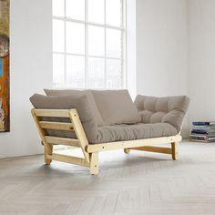 Canapé de jardin acacia Céléna