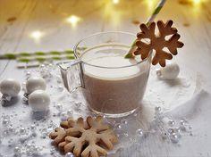 Gourmet Gifts, Evo, Glass Of Milk, Panna Cotta, Pudding, Drinks, Ethnic Recipes, Desserts, Advent
