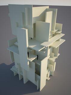render architectural render arquitectura fadu
