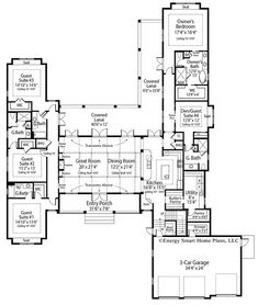 The Adelaide House Plan by Energy Smart Home Plans Best House Plans, Dream House Plans, Ceiling Plan, Electrical Plan, Farmhouse Floor Plans, Floor Framing, Building Department, Roof Plan, Farmhouse Design