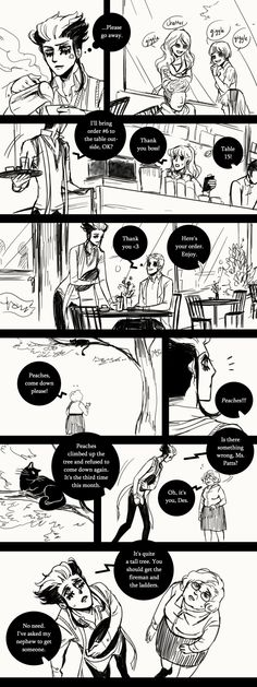 A Matter of Life and Death :: Special Episode: 1 Year Anniversary (Part 1) | Tapastic Comics - image 2
