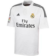 adidas Real Madrid 2014-15 Official Home Soccer Jersey - model F50637 Real  Madrid Home cac5f0d2de2e7
