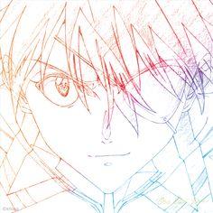 Neon Genesis Evangelion, Kingdom Hearts Hd, Manga Anime, Anime Art, One Last Kiss, Asuka Langley Soryu, Vinyl Cover, Japanese Culture, Design Art