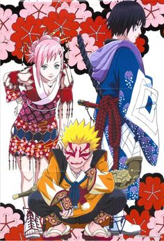 Naruto Artbook Photo by baka-tschann | Photobucket
