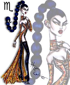 'Seeing Signs' by Hayden Williams - Scorpio