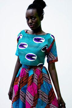 Printed fashion