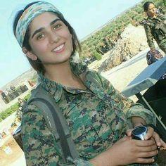 15 Best Kurdish Beauty Images Female Soldier Female Fighter Beauty