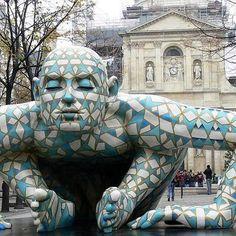 Amazing Sculpture Art of Rabarama