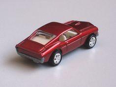 Custom Mustang '69 (Johnny Lightning) 2