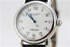 SEAGULL M186S Automatic Mechanical Men's Watch Arabic Digit Dial
