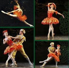 Maria Koppers in The Firebird. I love her costume! Photo Credit: Unknown