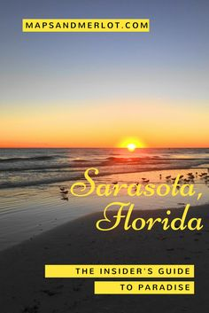 Deciding where to go and what to do in Florida? Make sure you don't miss Sarasota, one of Florida's hidden gems. Check out the local's guide!