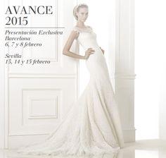 Wedding Dress Pronovias 2015 collection