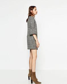 ZARA - WOMAN - PRINTED MINI DRESS