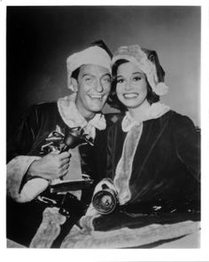 Dick Van Dyke and Mary Tyler Moore Christmas