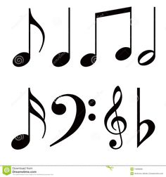 music notes tattoo designs for clipart panda Music Staff Tattoo, Music Tattoos, Wing Tattoos, Home Tattoo, Tattoo Noten, Small Quote Tattoos, Tattoo Small, Couple Tattoos, Music Clipart