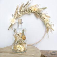 Prachtige droogbloemen decoratie #dryflowers #droogbloemrn