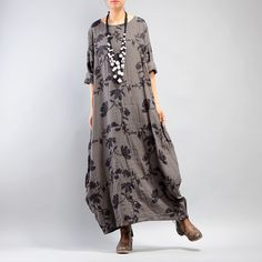 Cheap embroidery dress, Buy Quality female dress directly from China dress quality Suppliers: Johnature Women Embroidery Dress High Quality Robe 2017 Fall Winter New Vintage Cotton Linen Pullover Long Sleeve Female Dresses