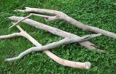 Treibholz als Werkstoff für originelle Balkongestaltun