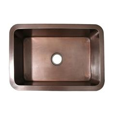 Whitehaus WH3020COUM Single Basin Undermount Kitchen Sink - 537290