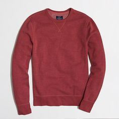 J.Crew Factory - Factory fleece sweatshirt XS