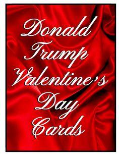 Happy Valentine's Day From President Trump - by Tom Tomorrow