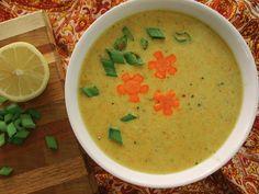Carrot Ginger Sunshine Soup - The Simple Veganista