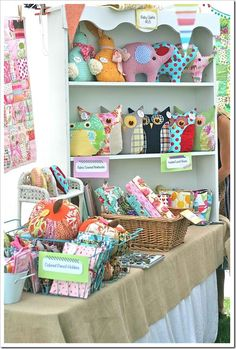 Craft Show Tips & Display Ideas