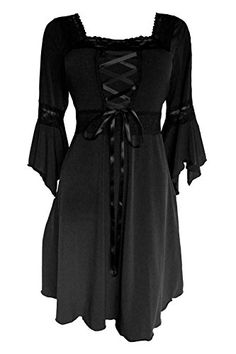 208f947b99 Fashion Bug Women's Plus Size Victorian Gothic Renaissance Corset Dress  www.fashionbug.us #